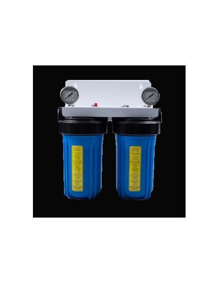 """Porte-filtre BIG BLUE BlueDuo 10"""""""
