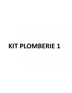Kit plomberie pour système complet