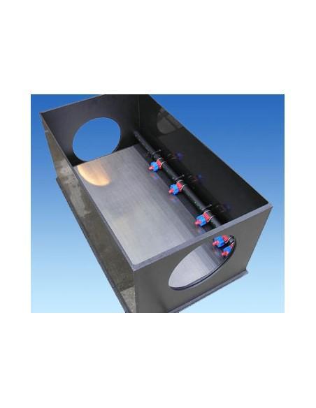 Filtre GEP Trident 6000, toiture 6000 m², déporté, usage industriel