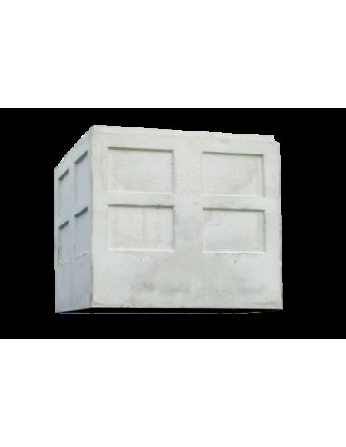 Cuve béton rectangulaire 11600L