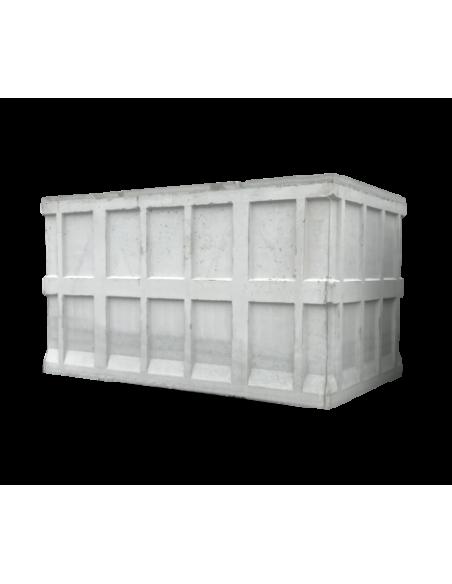 Cuve béton rectangulaire 20000L
