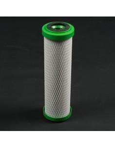 Cartouche à charbon actif pour filtre robinet de cuisine